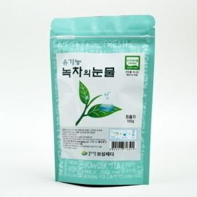 유기농 녹차의 눈물 150g