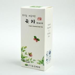 [햇차]유기농 아름다운녹차이야기(다향) 30g
