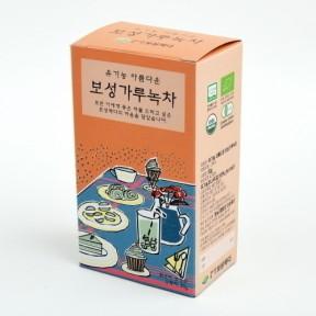 (유기농)아름다운 보성가루녹차 50g